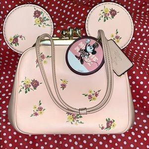 Disney's x coach purse